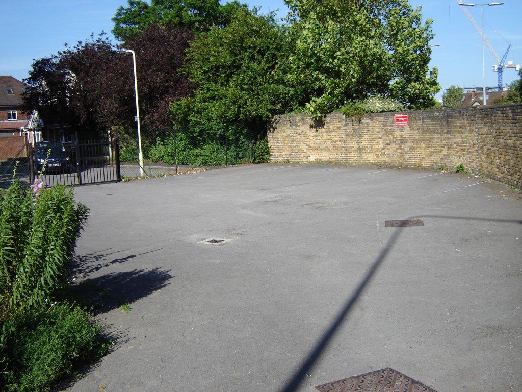 Rainsford Road Car Park Chelmsford